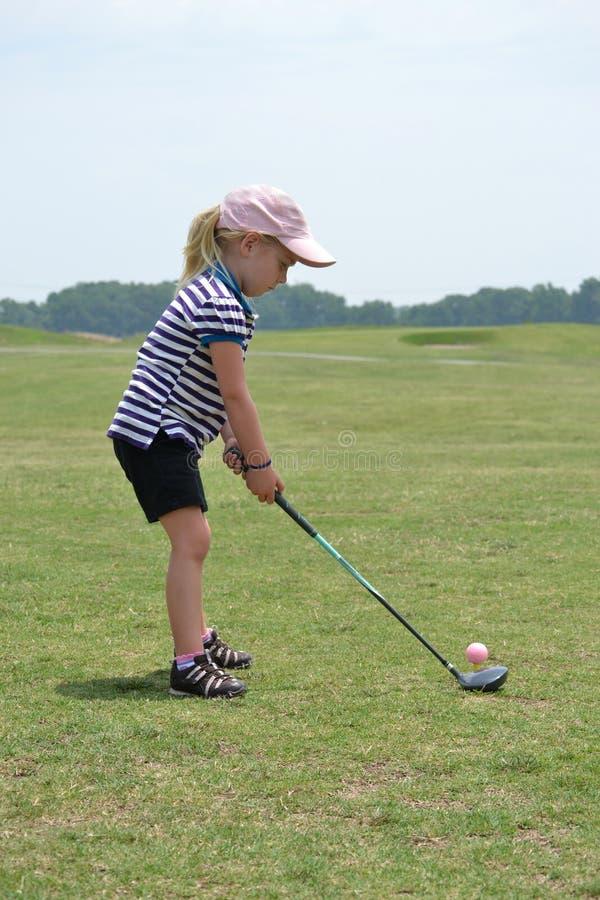 golfowa myśl fotografia royalty free