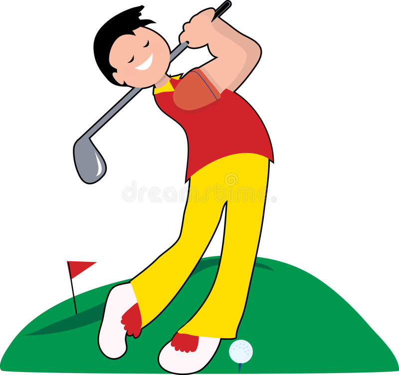 Golfre Stock Image