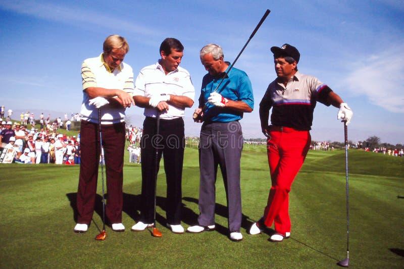 Golfs störst fotografering för bildbyråer