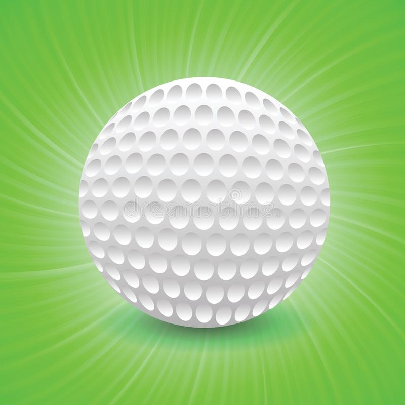 Download Golfspel vector illustratie. Illustratie bestaande uit golfing - 39107135