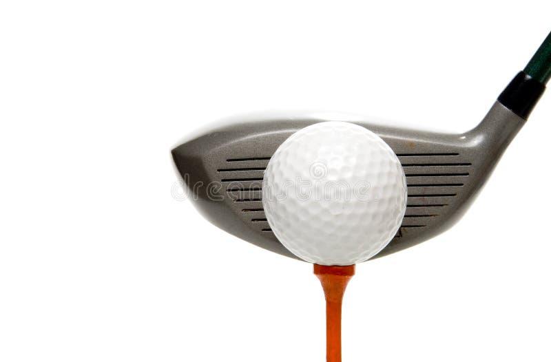 golfspel arkivfoton