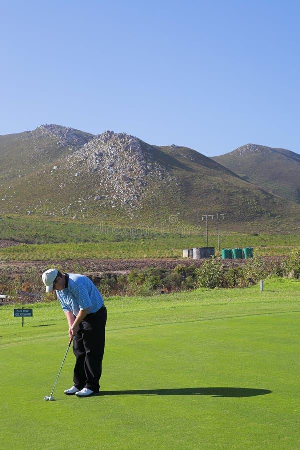 Golfspeler #52