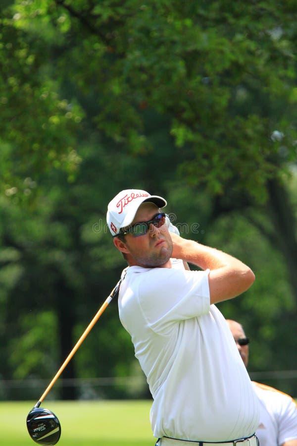 Golfspieler DA-Punkte von USA stockbilder