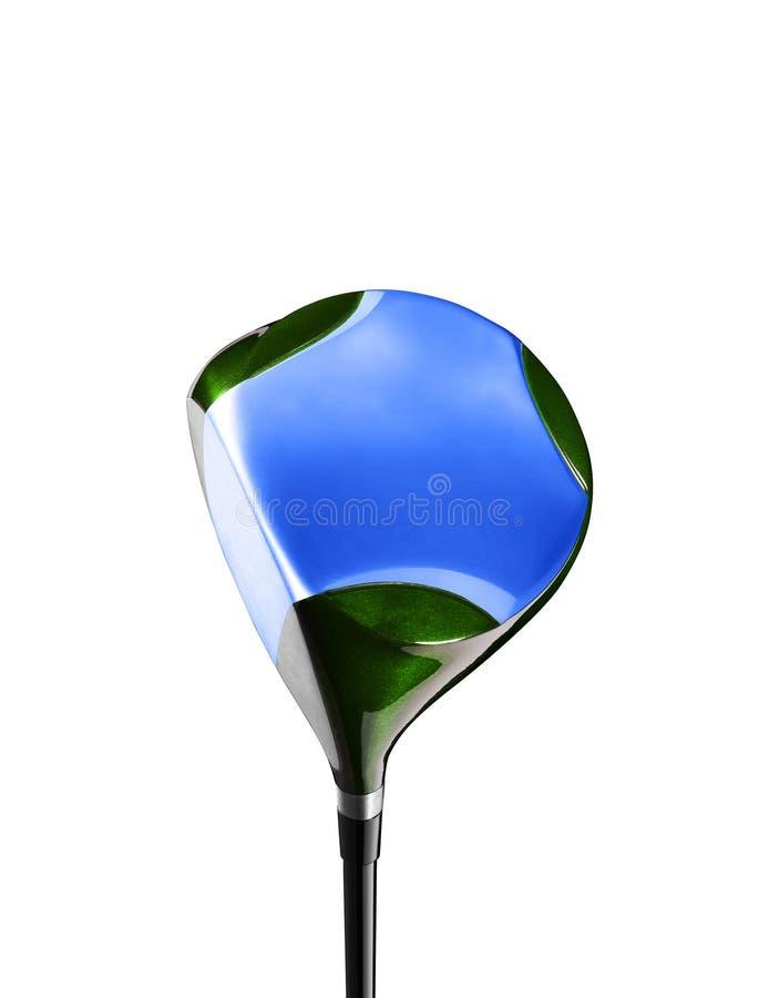 Golfstock stockbild