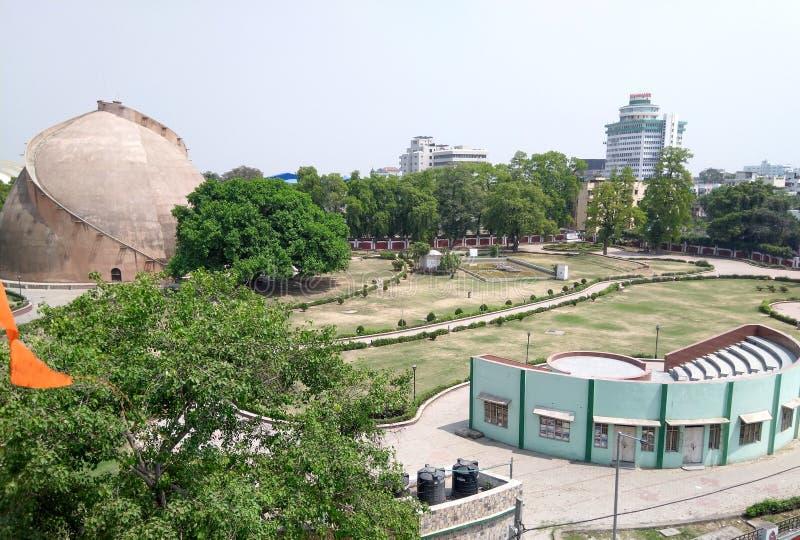 Golghar i Biscomaun Bhawan, Patna, Bihar, Indie obraz stock