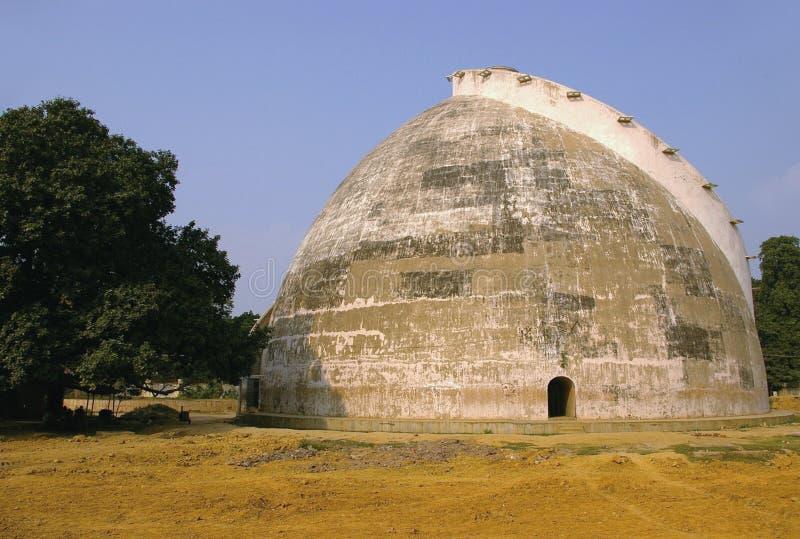 Golghar Patna, Bihar, Indien, Asien royaltyfria foton