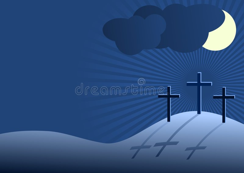 Golgotha Royalty Free Stock Photography