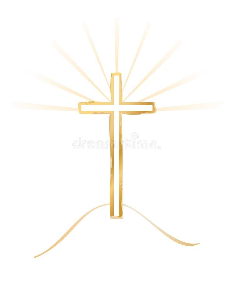Free Golgotha Cross Stock Photography - 22961632