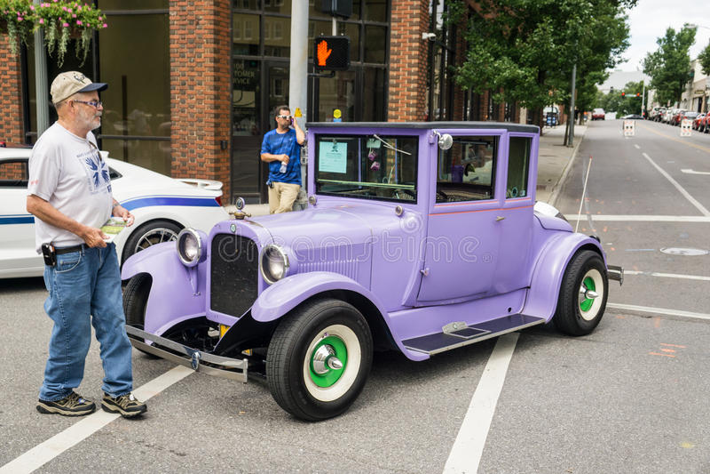 Golpe de 1925 hermanos de Dodge fotografía de archivo