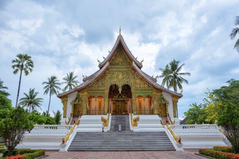 Golpe de Pha do espinho em Luang Prabang foto de stock royalty free