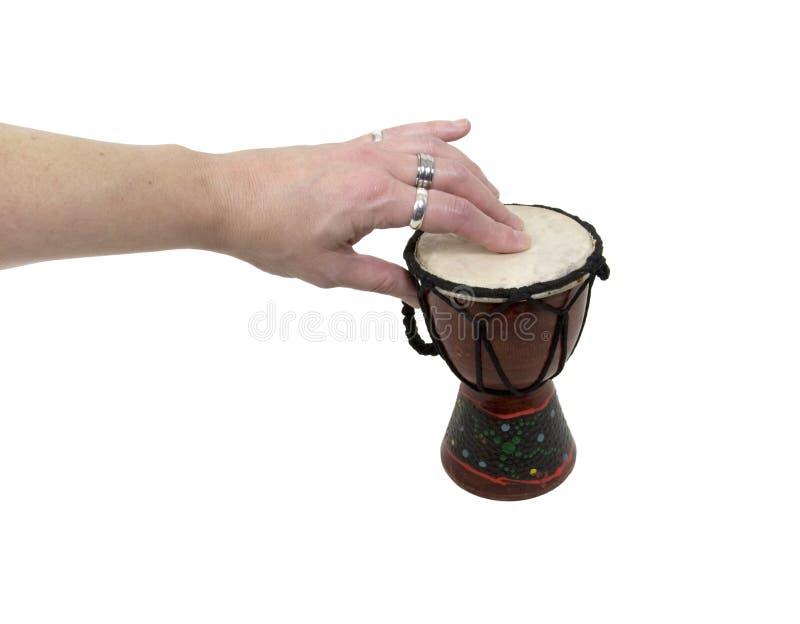 Golpe de un diverso tambor