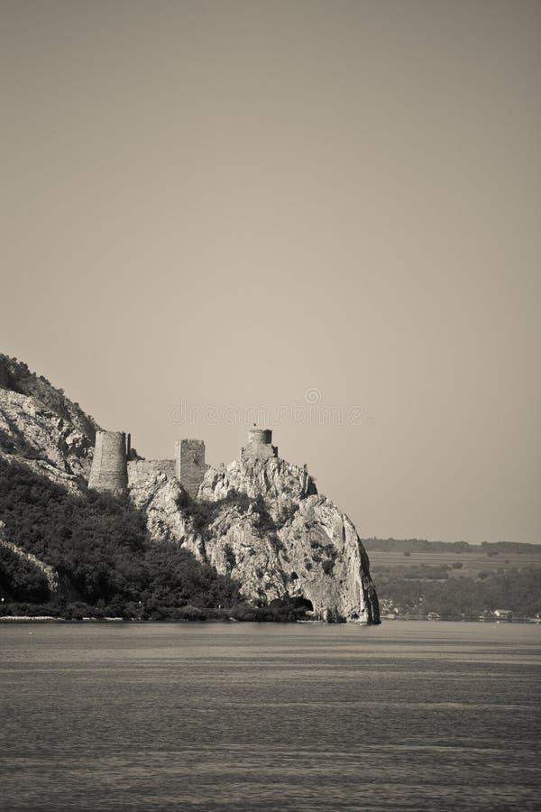 Download Golubac fortress stock photo. Image of shore, landmark - 21032866