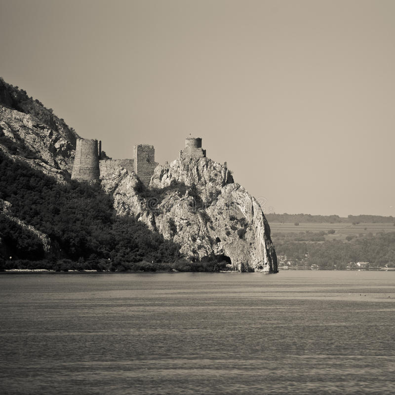 Download Golubac fortress stock photo. Image of golubac, shore - 21032870