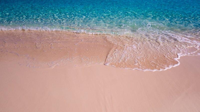 Golven van de Atlantische Oceaan | Zonnige dag bij het strand royalty-vrije stock foto