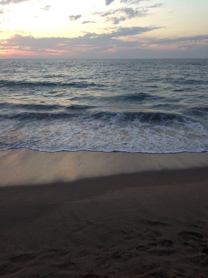 golven van de oceaan royalty-vrije stock foto's
