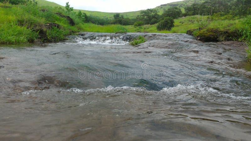 Golven van Zuiver Water stock afbeeldingen
