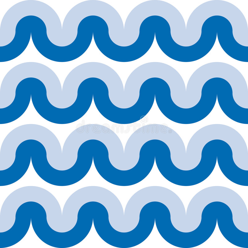 Golven (vector) vector illustratie