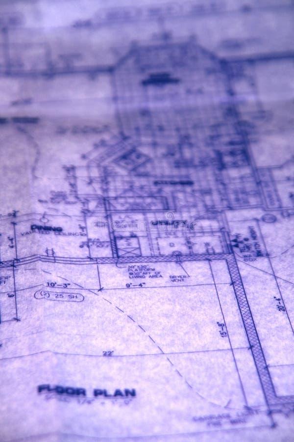 golvplan arkivbilder