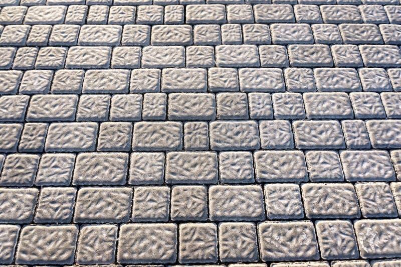 Golvtegelplattor av förberedande stenar för granit fotografering för bildbyråer