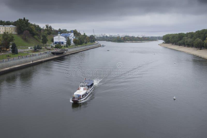 Gomel, Беларусь в падении осени стоковые изображения rf
