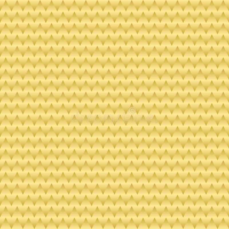Gometric χρυσό παρκέ υποβάθρου διασκέδασης απεικόνιση αποθεμάτων
