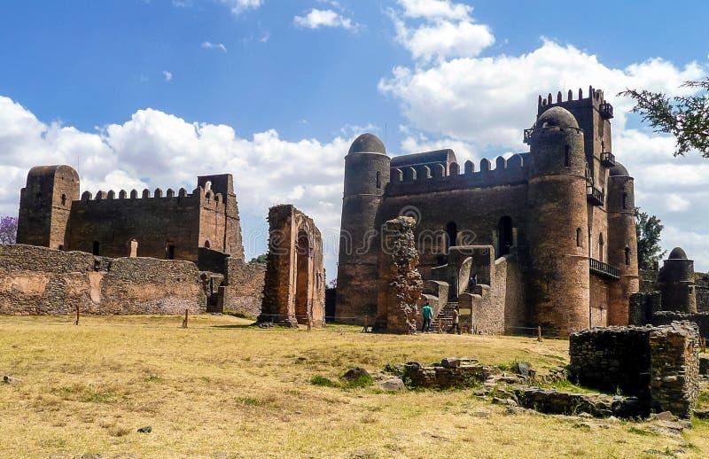 Gondar royaltyfria bilder