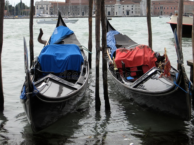 Download Gondola stock image. Image of piazza, italian, monument - 11396695