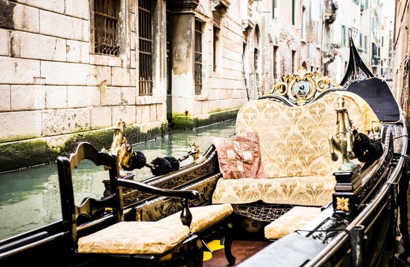 Download Gondola stock image. Image of building, black, fashioned - 28871025