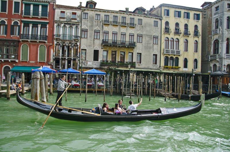 gondola stock afbeeldingen