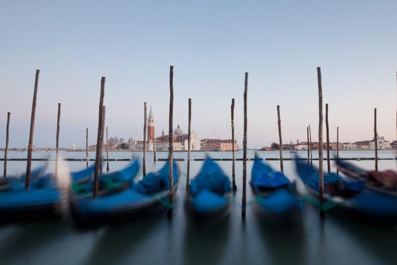gondola Italy Venice obraz royalty free