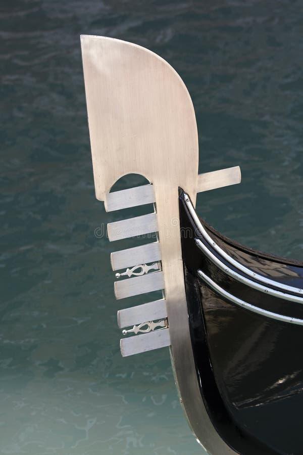 Free Gondola Prow Stock Photos - 11573293