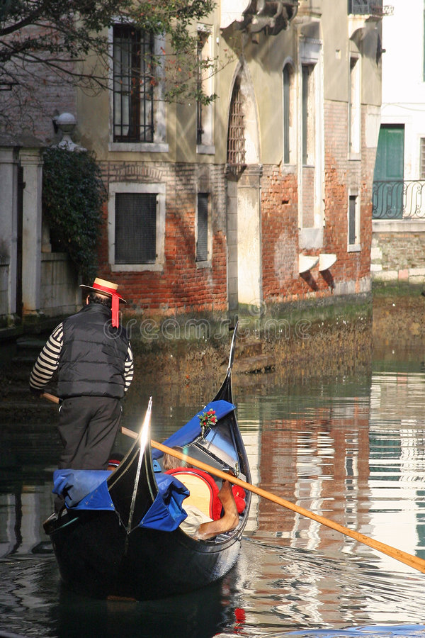Download A gondola tour stock image. Image of building, europe - 1990579