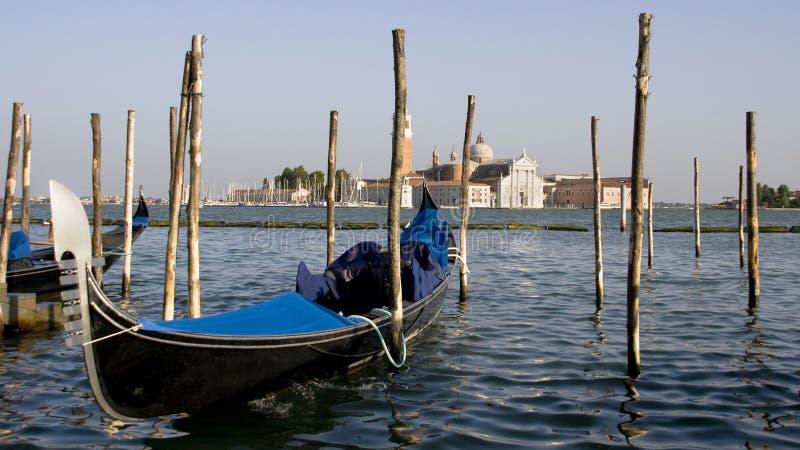 Download Gondola in Venice stock image. Image of pier, destination - 25920947