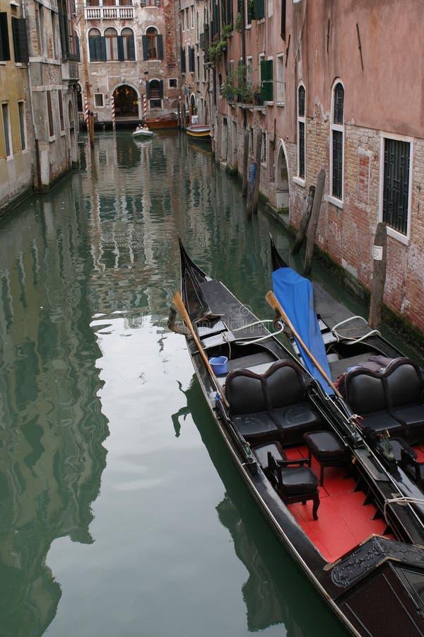 Download Gondola in Venice stock photo. Image of boat, water, venice - 464260