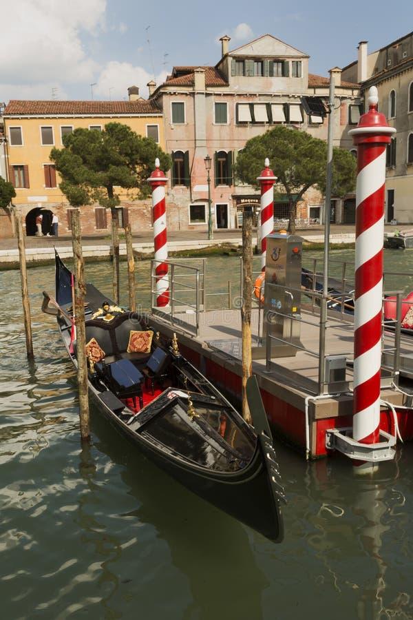 Gondola, Venice, Italy obraz royalty free