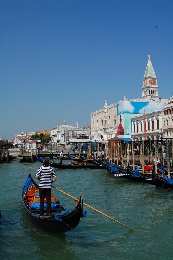 Gondola royalty free stock image