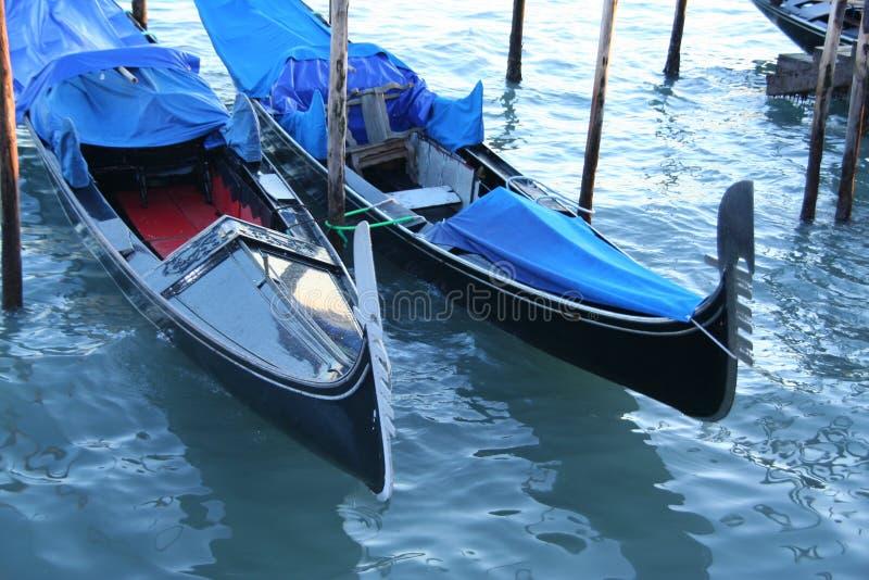 gondola Wenecji obrazy royalty free