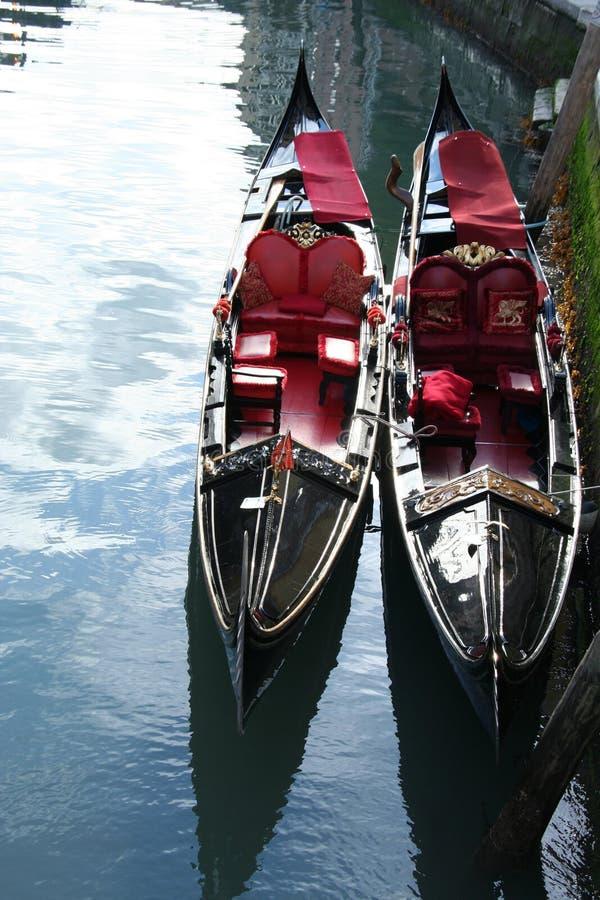 gondola Wenecji zdjęcie royalty free
