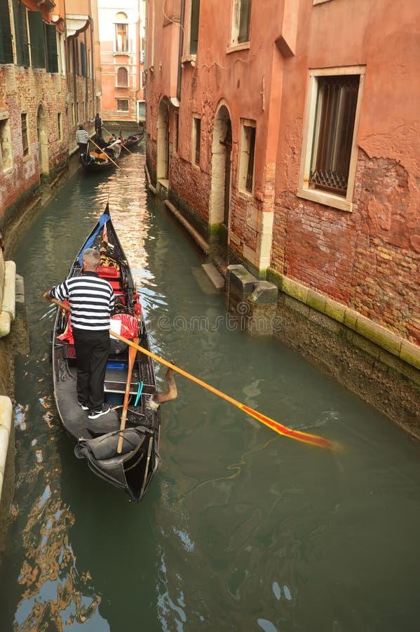 gondolas imagens de stock royalty free