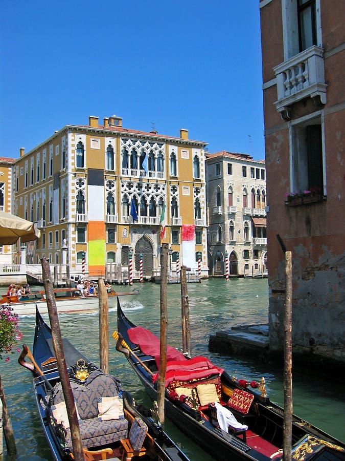 Free Gondolas Venice Royalty Free Stock Images - 442199