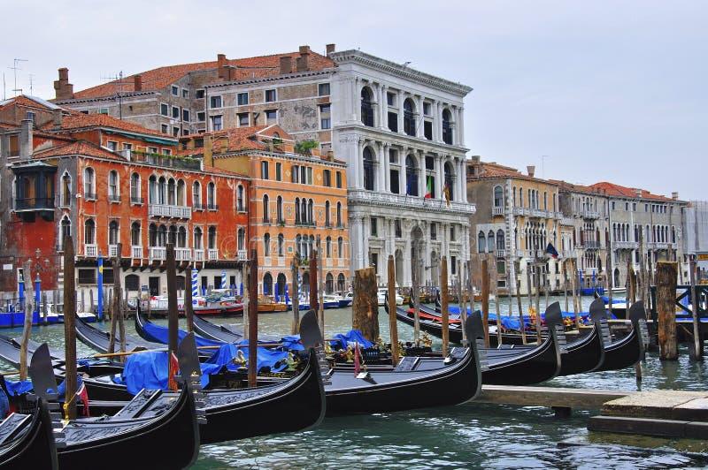 Download Gondolas in Venice stock photo. Image of landscape, veneto - 32951444