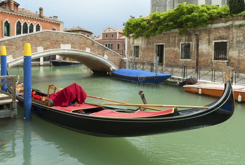 Gondole vénitienne photos stock