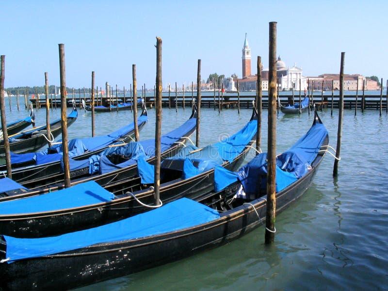 Download Gondoler fotografering för bildbyråer. Bild av contrast - 519489