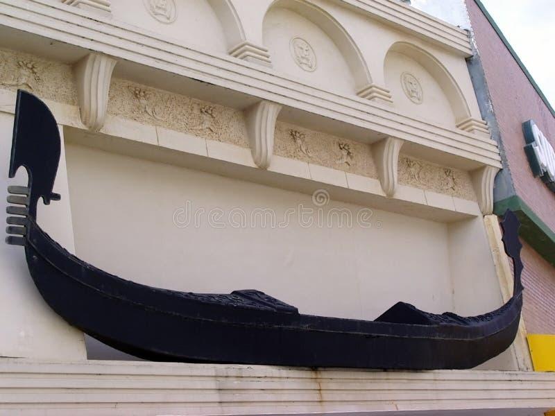 gondolier στοκ εικόνες