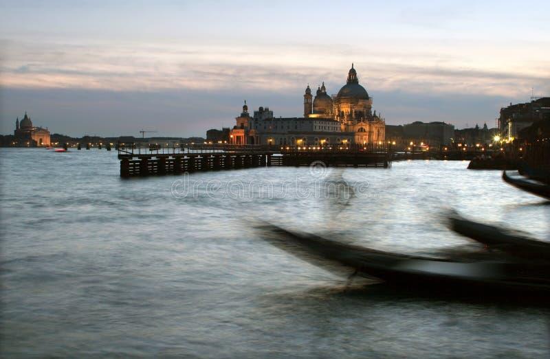 Gondolier de Venise photos libres de droits
