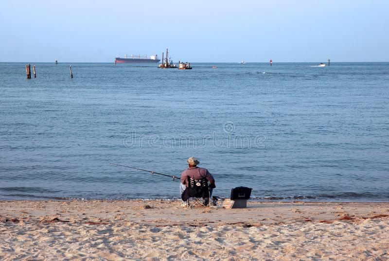 Gone Fishin' Free Stock Images