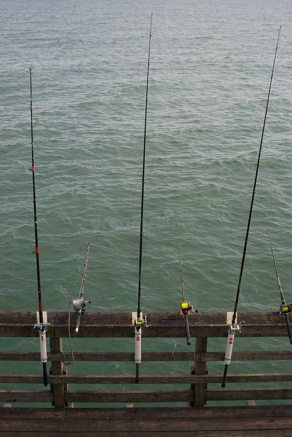 Gone Fishing stock image