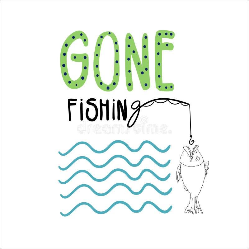 Free Gone Fishing Stock Images - 58754854