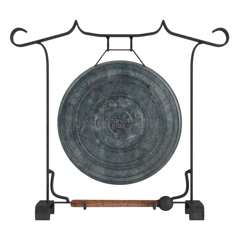 Free Gong Stock Photo - 19636300