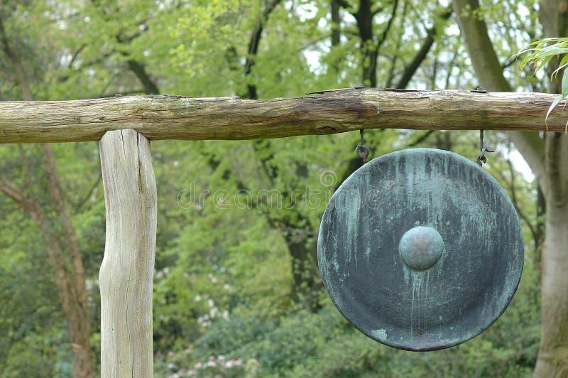 Download Gong photo stock. Image du jardinage, asiatique, traditionnel - 731546